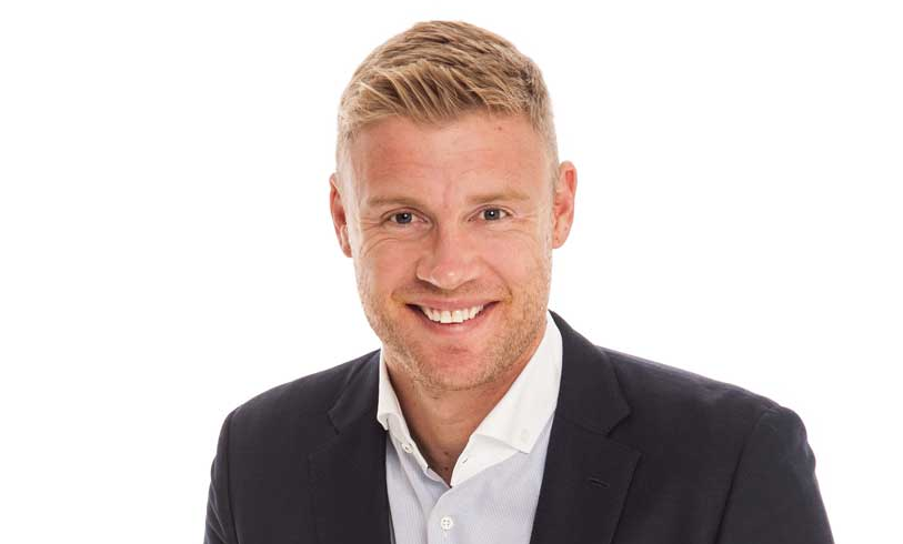 Andrew 'Freddie' Flintoff image source - TEN