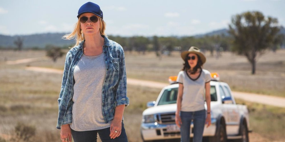 Rebecca Gibney and Geraldine Hakewill will return in Wanted - Season 2  image - Seven