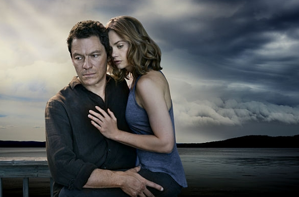 Dominic West and Ruth Wilson star in the Affair