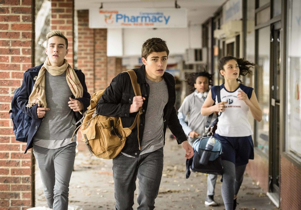 Nowhere Boys: Two Moons Rising Image - ABC