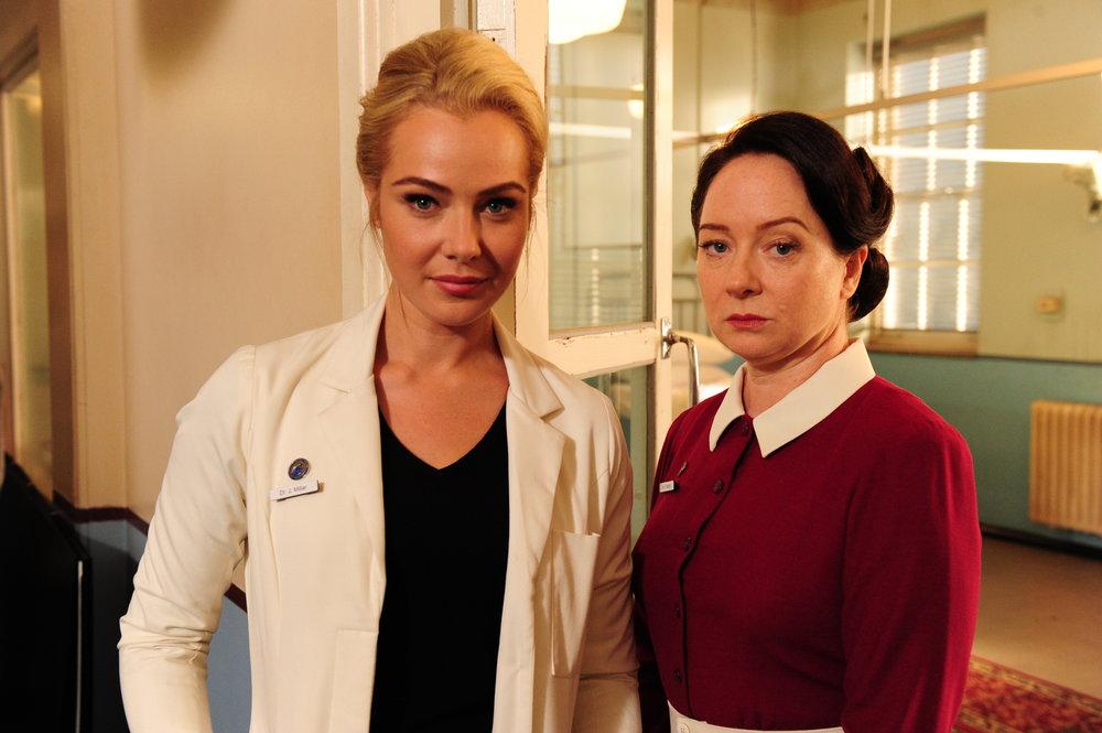 Jessica Marais & Mandy McElhinney return in LOVE CHILD Image - Nine