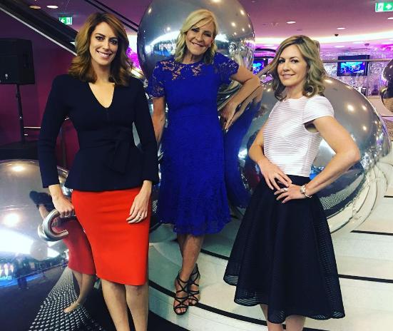 Samantha Heathwood, Jo Hall and Vanessa O'Hanlon image source - instagram