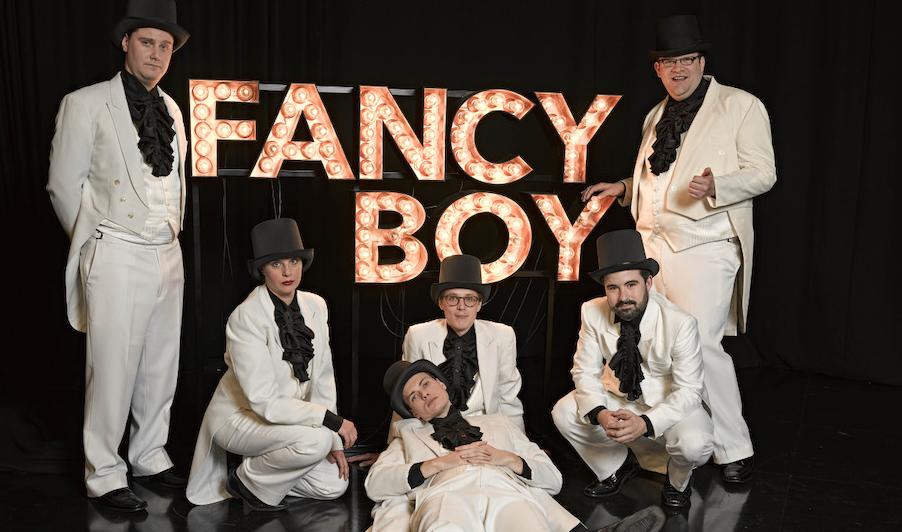 Fancy Boy image - supplied/ABCTV