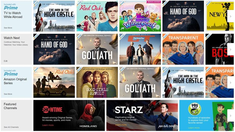 Tv To Watch While Abroad Etc Customers Can Expect When It Formally Releases In Australia Targeted Branding And Access Through Amazons Australian