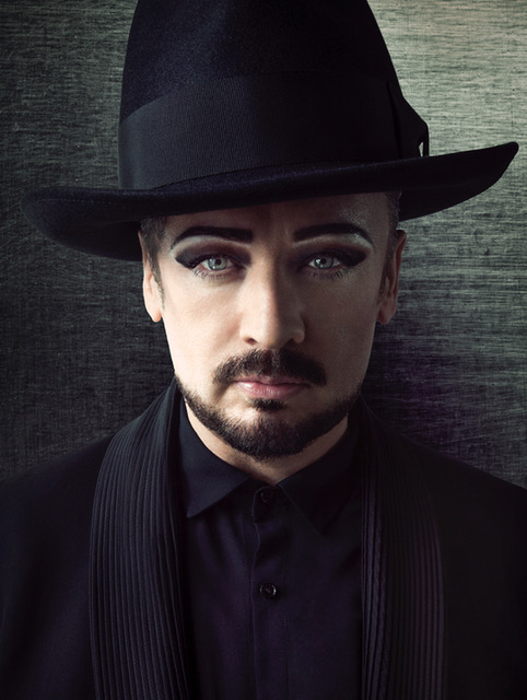 Boy George joins The Voice Australia Image - Nine