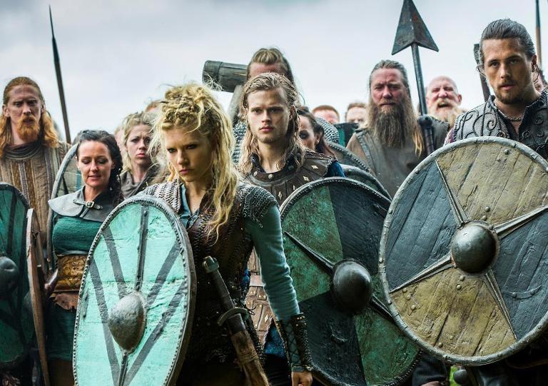 The Real Vikings Image - SBS