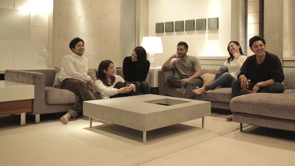 Terrace House  Image - Netflix