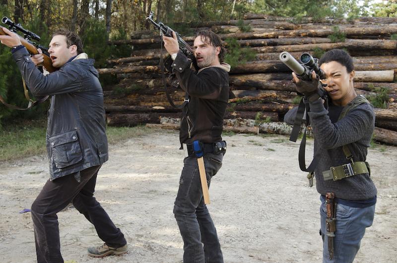 The Walking Dead Season 7 part 2 Image - FX