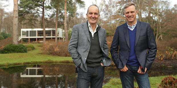Kevin McCloud and Peter Maddison image - Lifestyle