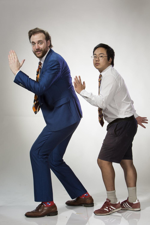 John Conway & Aaron Chen Image - ABC