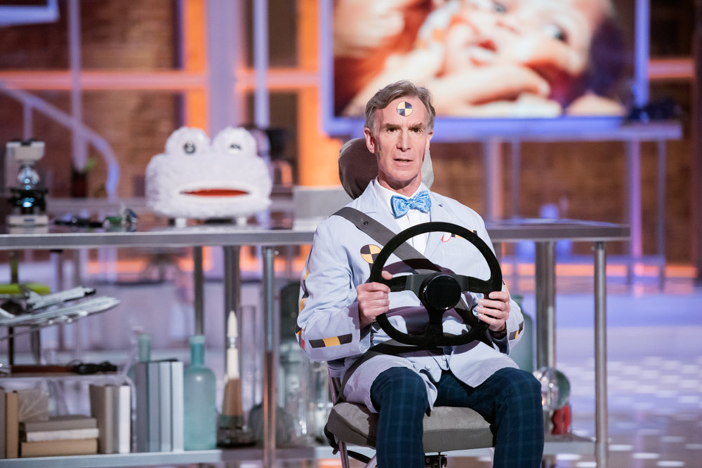 Bill Nye Saves The World  Image - Netflix