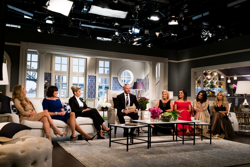 The Real Housewives of Sydney Reunion  Image - Foxtel
