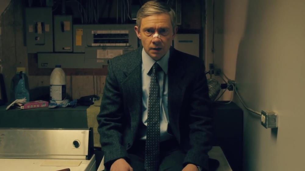 Martin Freeman is Lester Nygaard  Image - FX