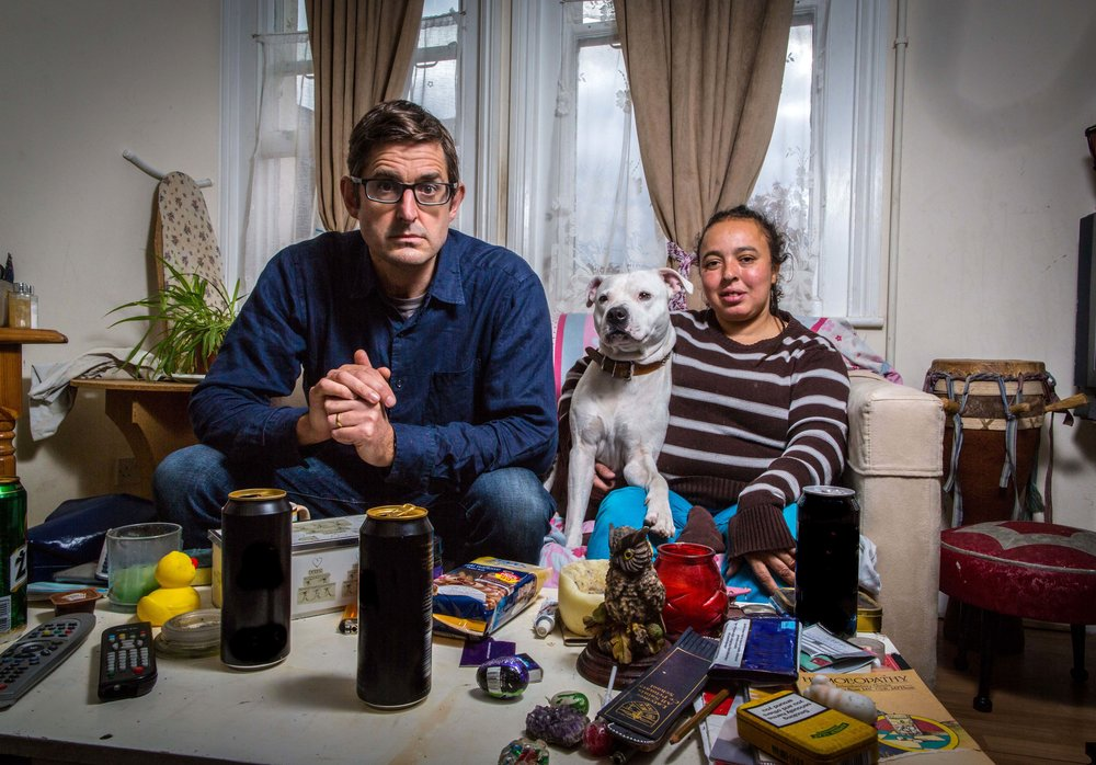 Louis Theroux - Drinking to Oblivion Image - ABC