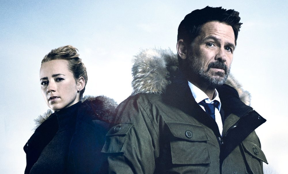Karine Vanasse and Billy Campbell star in Cardinal