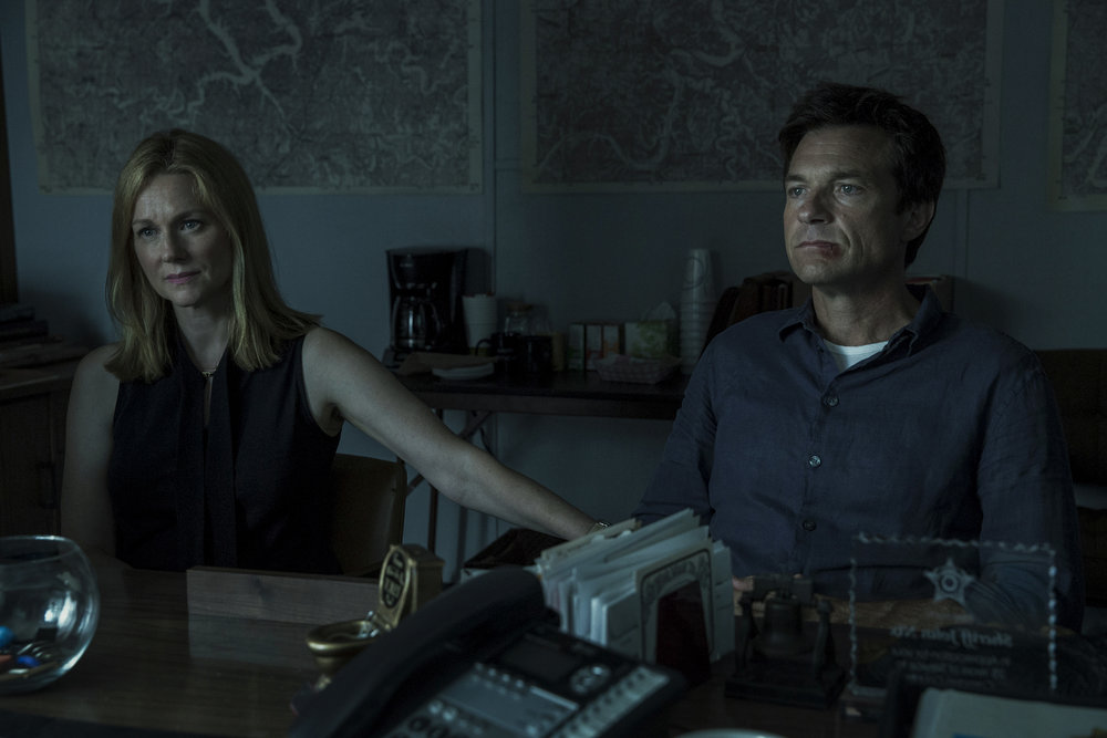 Laura Linney and Jason Bateman star in Ozark Images - Netflix