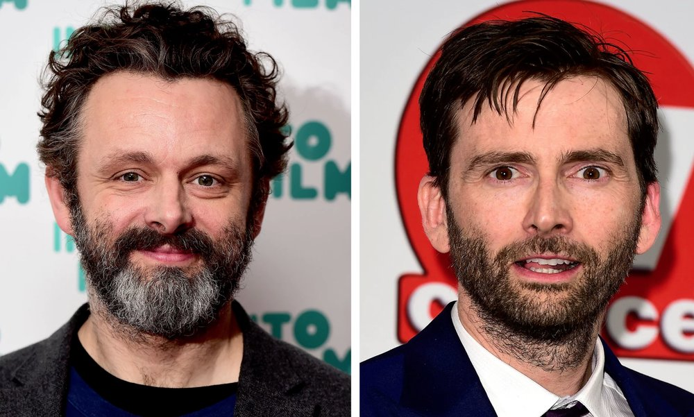 Michael Sheen and David Tennant images - Guardian