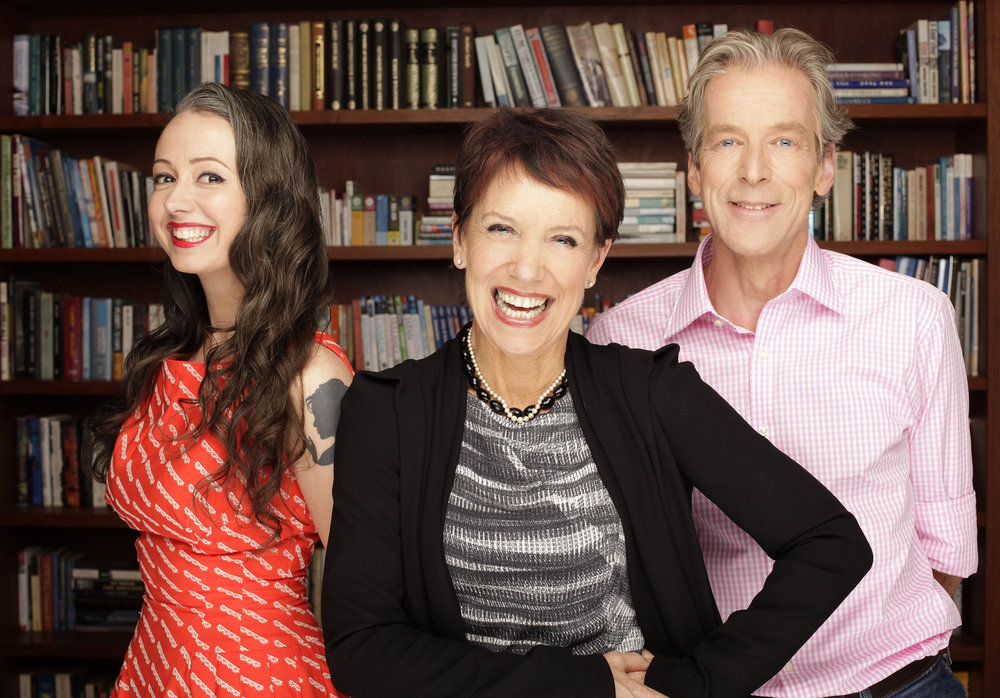 The Book Club Christmas Special Image - ABC