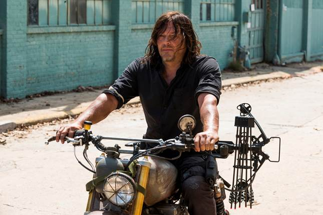 The Walking Dead season 8  Image - FX