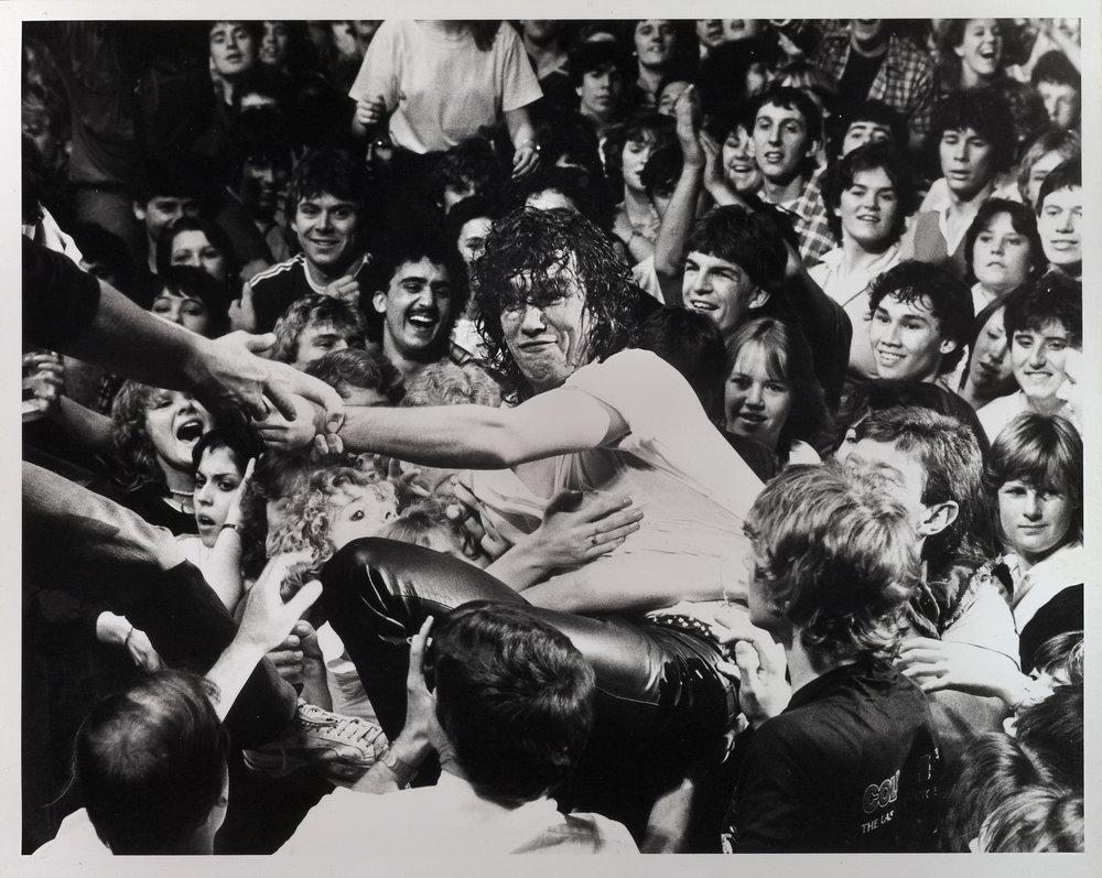 Jimmy Barnes - Working Class Boy  Image - Seven
