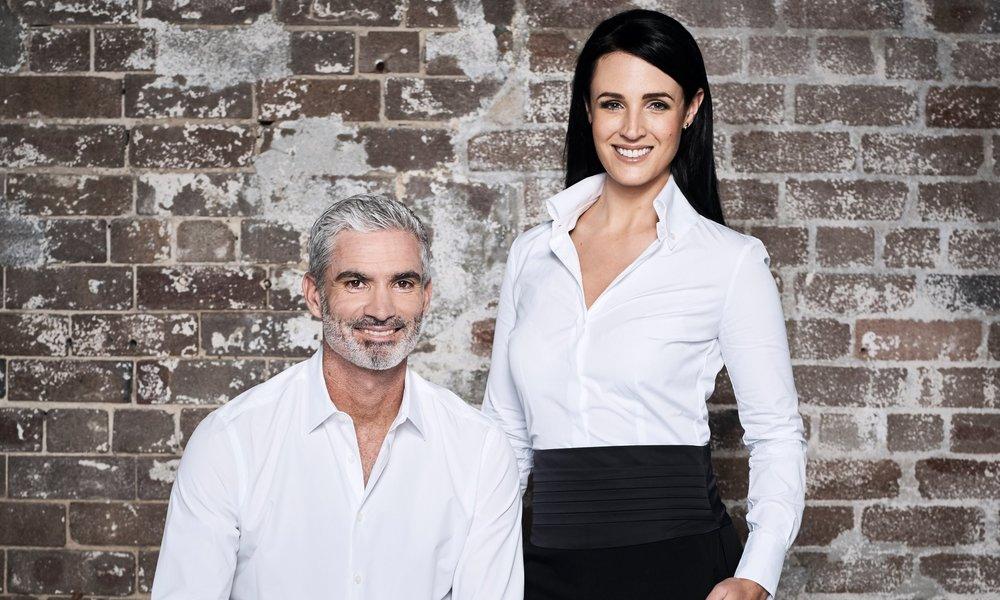 Craig Foster & Lucy Zelic
