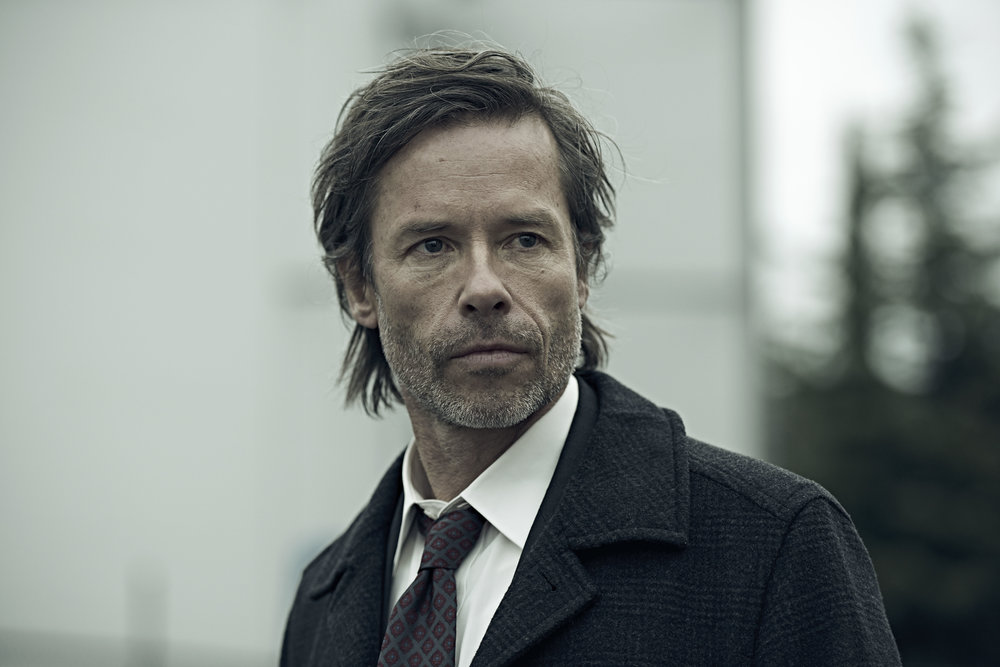 Guy Pearce returns as Jack Irish Image - ABC