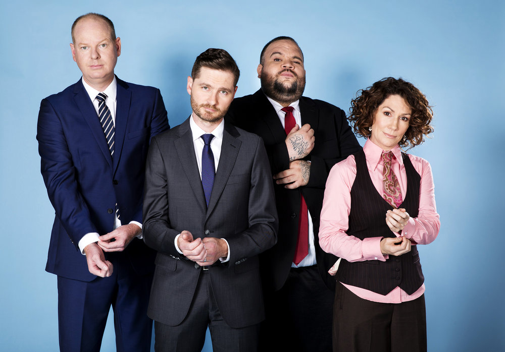 The Yearly with Charlie Pickering 2017  Image - ABC