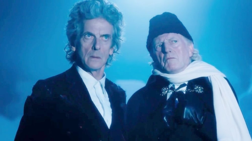 Doctor Who: Twice Upon A Time  Image - BBC