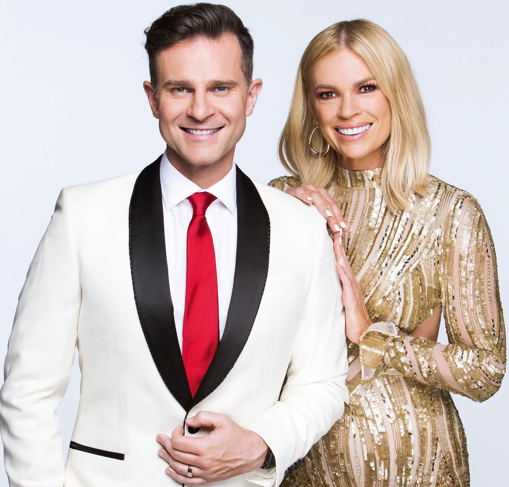 Carols by Candlelight hosts David Campbell & Sonia Kruger  Image - Nine