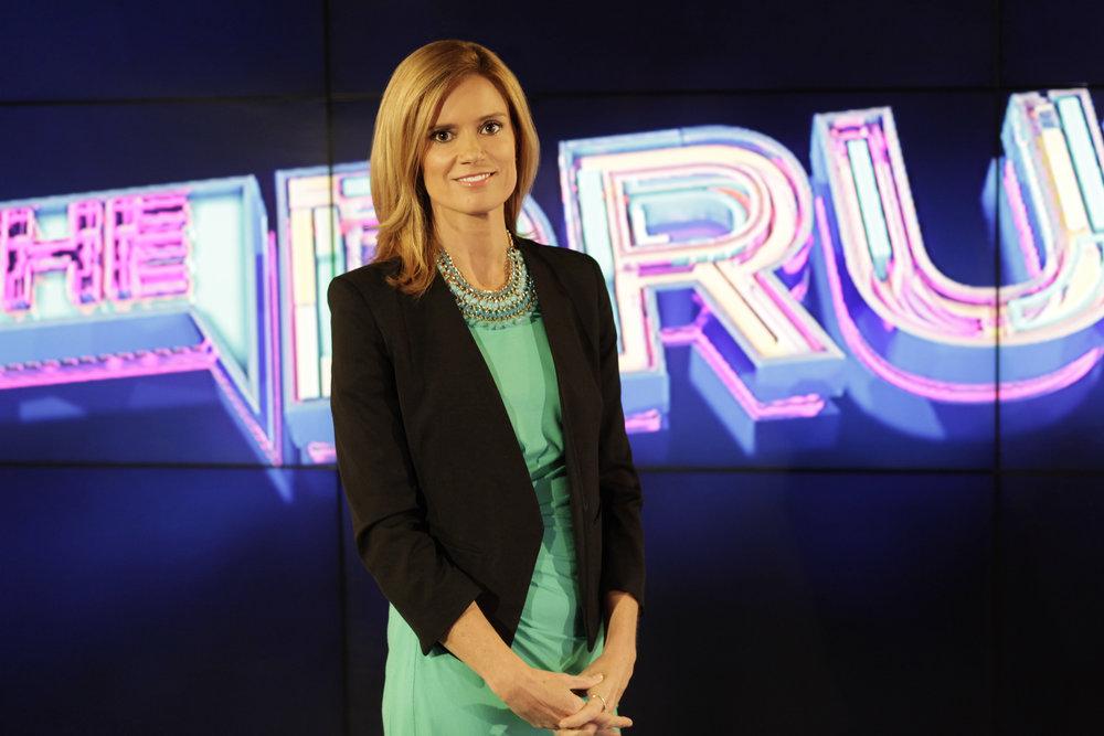 Julia Baird hosts The Drum  Image - ABC