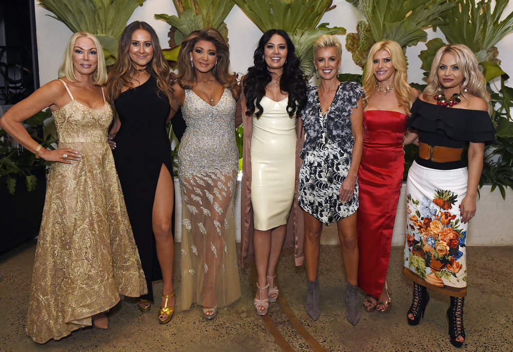 Ladies and gentlemen - your Melbourne Housewives for season four  Image - Foxtel