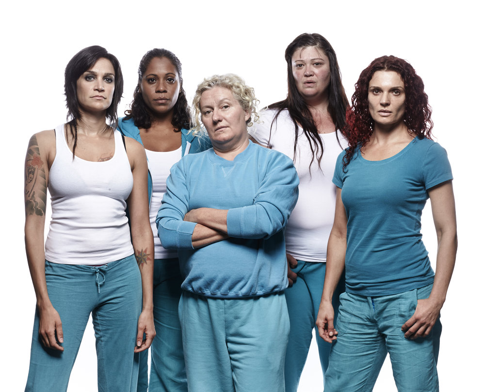 The ladies of Wentworth  Image - Foxtel