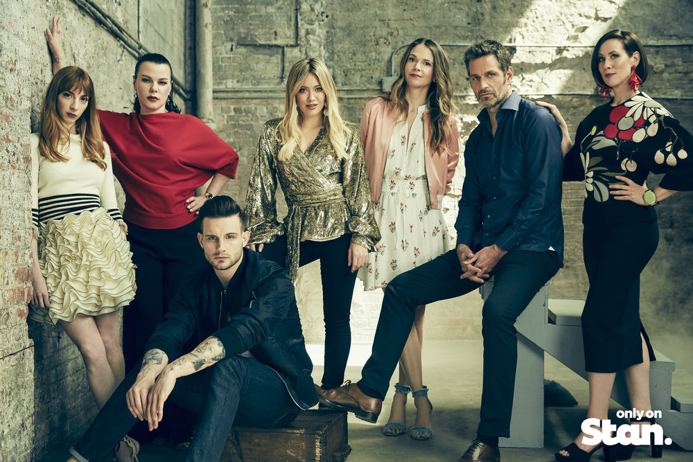 The cast of YOUNGER  Image - Stan