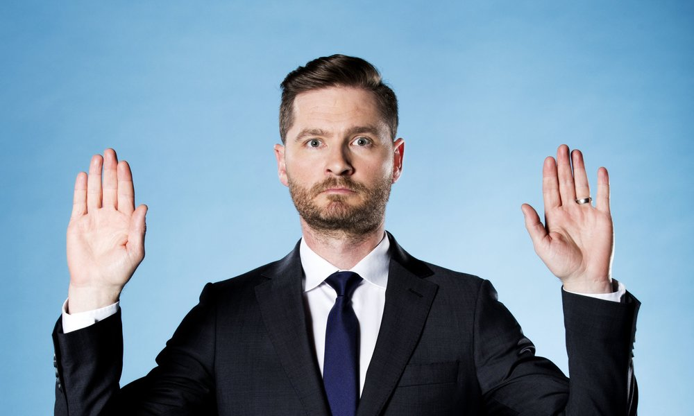 Charlie Pickering  Image - ABC