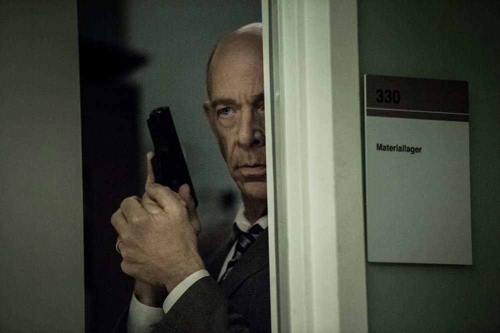 J.K. Simmons stars in COUNTERPART  Image - SBS