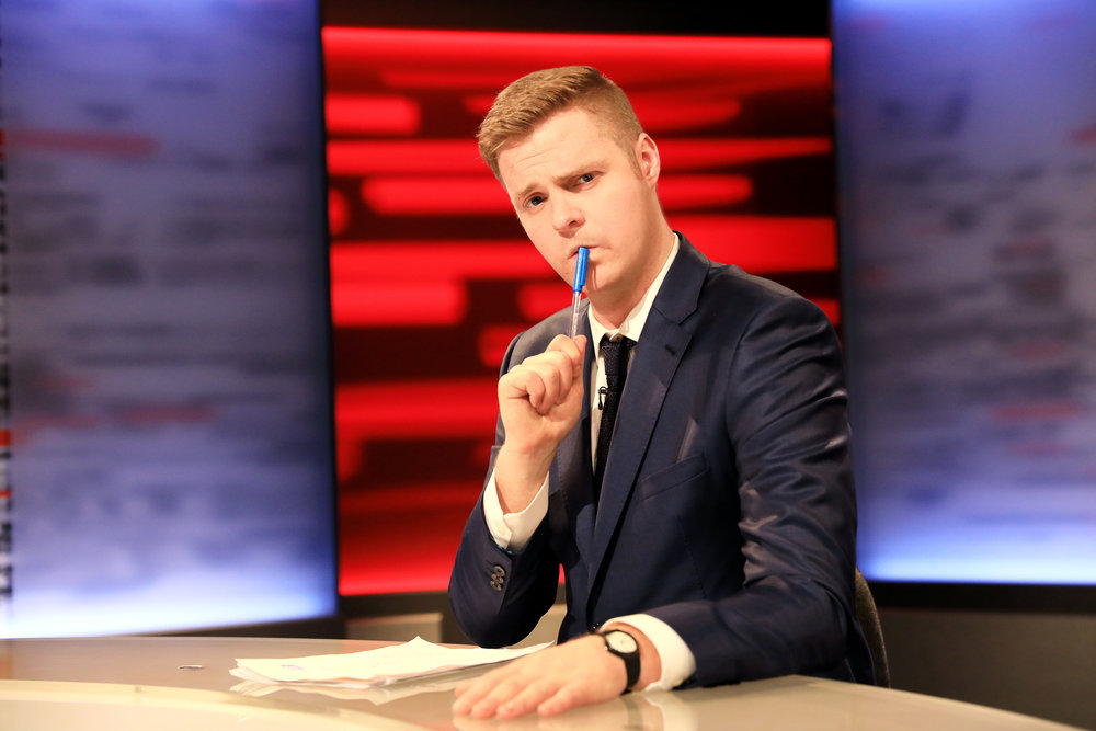 Tom Ballard  Image - ABC