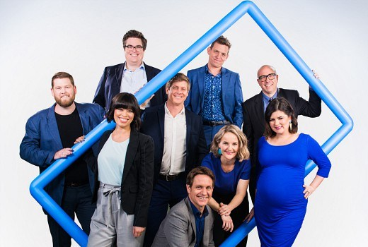 Cast of The Checkout  image source - ABCTV