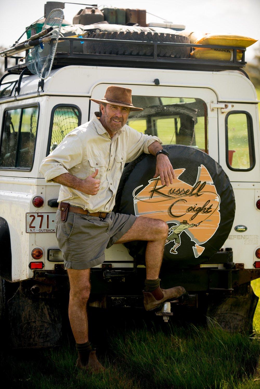 All Aussie Adventures - Russell Coight.jpg