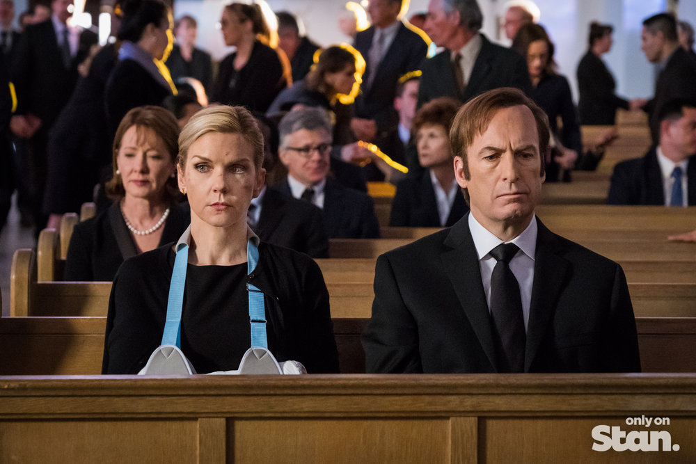 Better Call Saul season four  Image - Stan