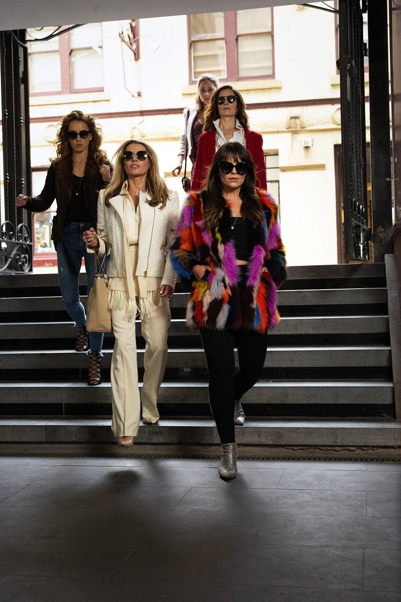 Jessie (Isabella Giovinazzo), Kath (Madeleine West), Paige (Cece Peters), Maddy (Annie Maynard), Tahlia (Olympia Valance)  Image - Ten