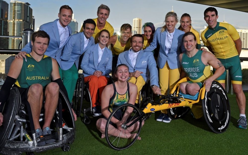 image source - Australian Paralympic Committee