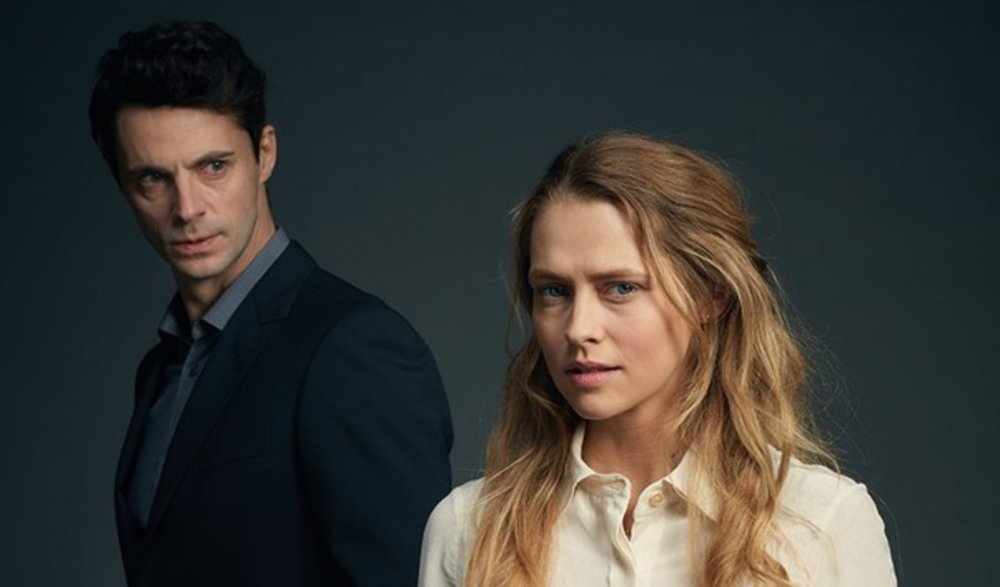 Matthew Goode and Teresa Palmer in in A Discovery of Witches  image - Radio Times