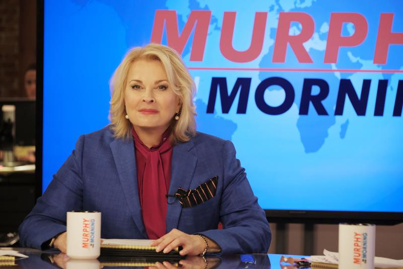 Candice Bergen is Murphy Brown  Image - 10
