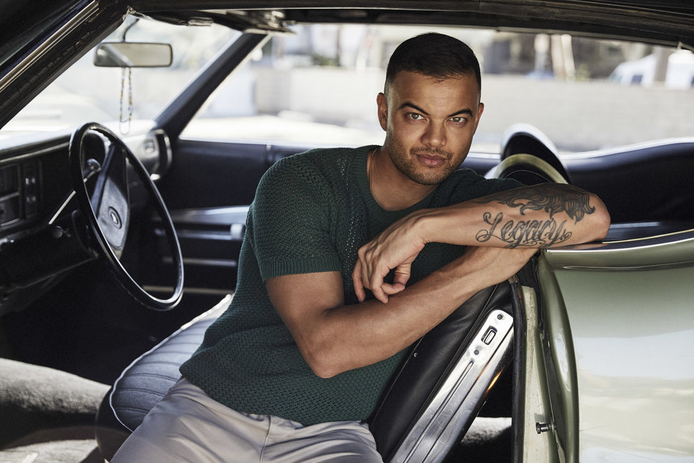 Guy Sebastian  Image - Nine