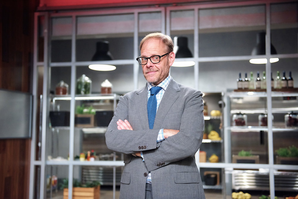 Alton Brown from CUT-THROAT KITCHEN  Image - Seven