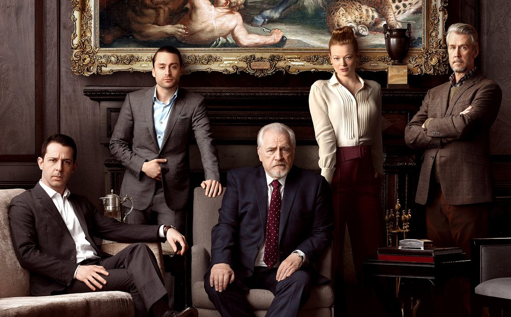 Succession  image - HBO