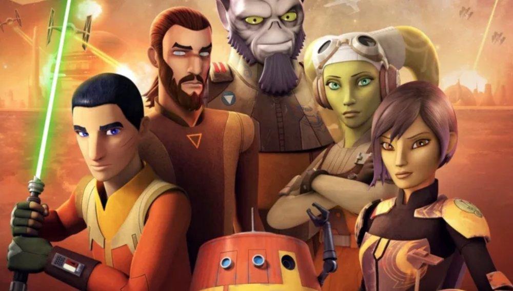 Star Wars Rebels  image - Disney