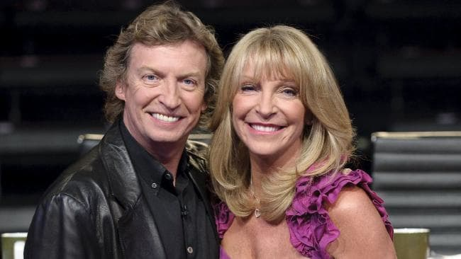 Bonnie & Nigel Lithgoe on the set of  So You Think You Can Dance    Source: news.com.au