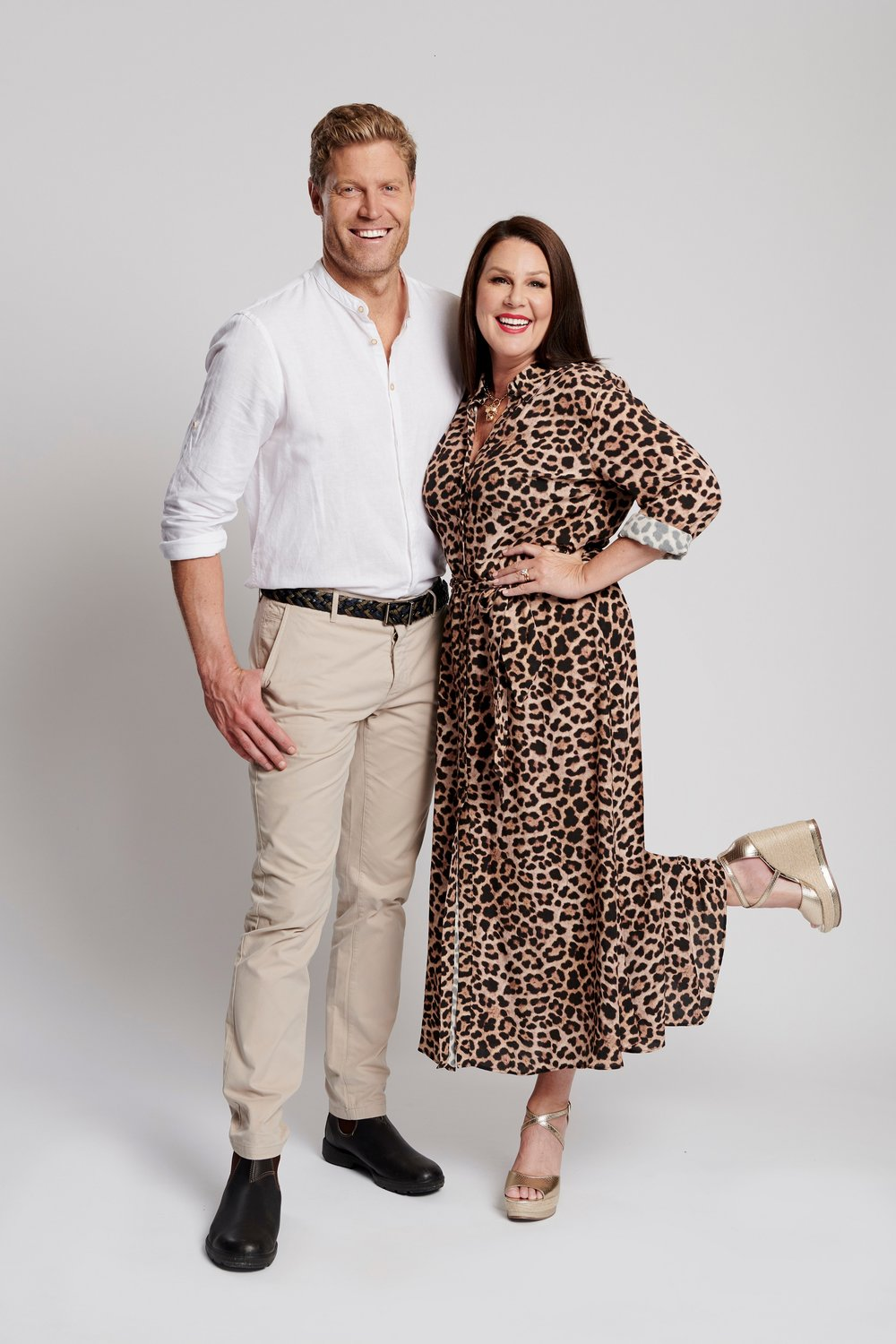Chris and Julia ready to head for the Jungle again in 2019.  images - 10