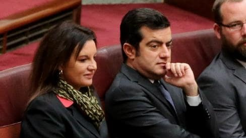 Jaquie Lambie and Sam Dastiyari -  Are these names too obvious? Perhaps, but there's no denying they are great media performers, and have never been shy about seeking public attention.